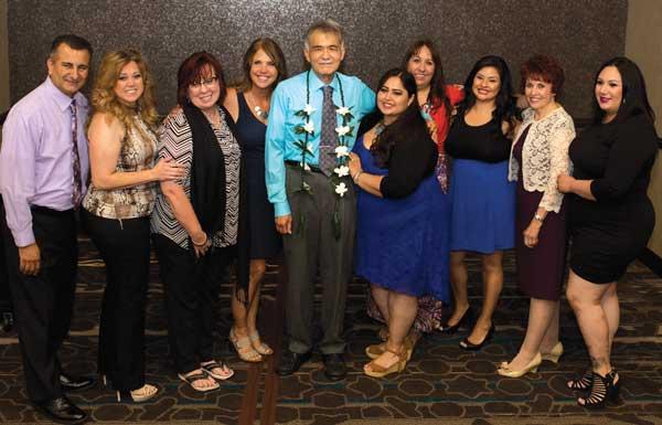 Wayne K Tanaka Retires School Of Dentistry Loma Linda