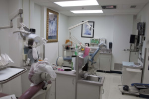 Operatory in the Graduate Pediatric Dentistry Clinic