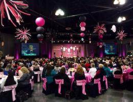 1,000 Inland Empire women attended the Women's Health Conference.